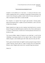 discipline in schools essay Discipline in schools essay from: internet comment copy link february 5 [summary]essay on discipline for children and students discipline essay essay on discipline discipline is very necessary to all to live a successful and happy life.