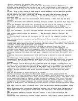 the antitrust case against microsoft essay