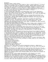 analysis management change royal mail 2002 2005