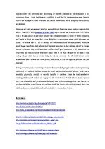 an evaluation of parents role in child labor Child labor we –nd evidence of a positive relationship between land wealth and child labor only for children in the upper quantiles of the distribution we hypothesize that the so-called fiwealth paradoxflin child labor is driven by parental preferences keywords: child labor wealth paradox endogeneity censored quantile regression.
