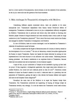 Эссе 'Transnistria's Dependence on Russia as the Main Obstacle for Moldova´s Territori', 14.