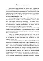 early theories in language origination essay