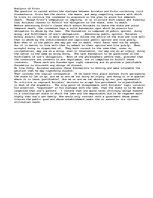 analysis of crito