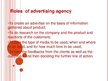 Презентация 'Advertising and Promotions', 16.