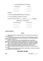 скачать договор бартера образец - фото 7