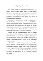 """symbolism used in james joyces dubliners An analysis of """"evelinein the dubliners by one of the most fascinating elements of """"eveline in dubliners, by james joyce is the way the whole of a life is."""